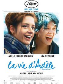 La vie d'Adèle, chapitres 1 & 2 online