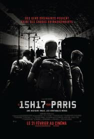 Le 15 h 17 pour Paris