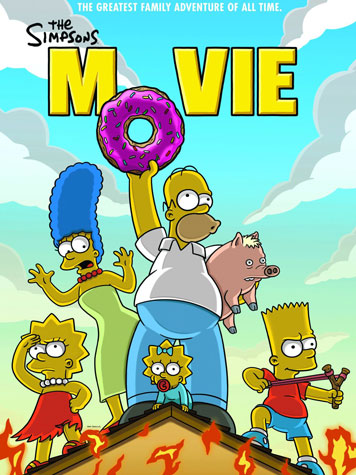 Les simpson le film cinebel - Les simpsontv ...