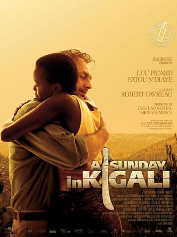 FILM Un Dimanche à Kigali