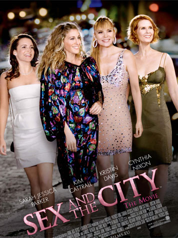 sex and the city movie news