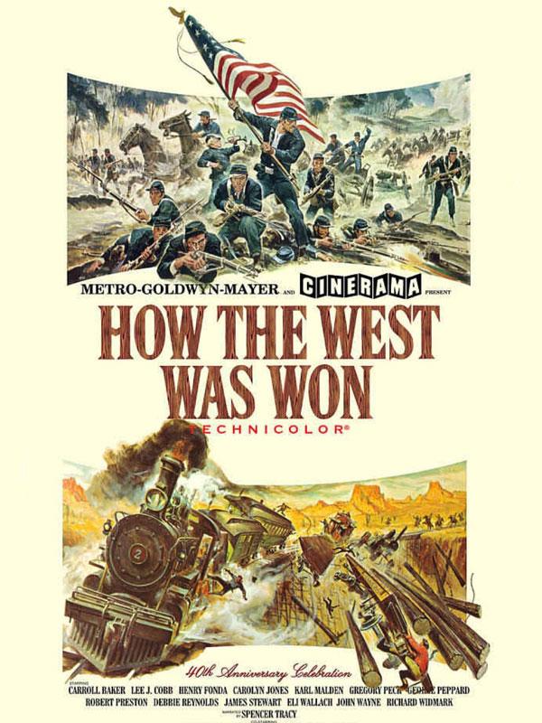 Как Был Завоеван Запад Скачать Бесплатно