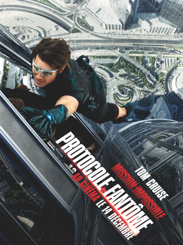 Mission : Impossible - Protocole fant�me | Multi | BDRiP | 2011  | ReUp 11/05/2012