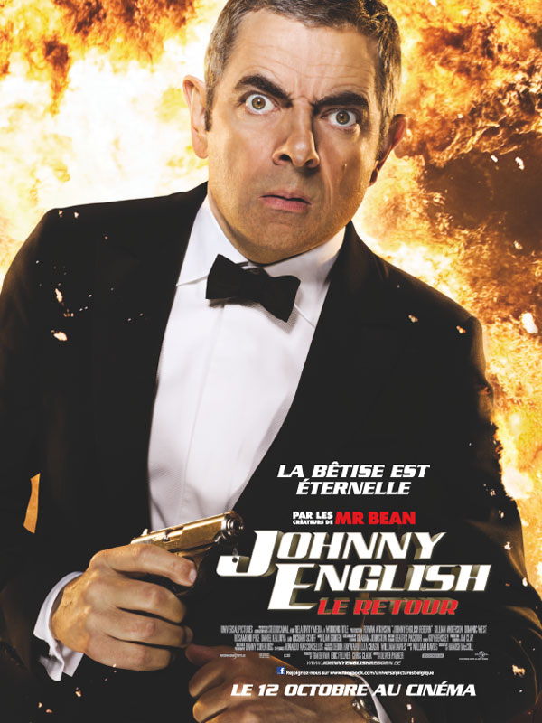 Du Film Johnny English Le Retour Les Photos