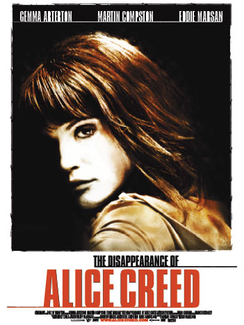 The Disappearance of Alice Creed movies