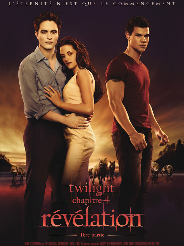 Twilight Chapitre 4
