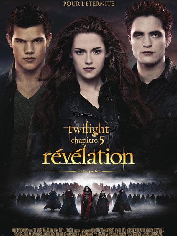 [MULTI] Twilight - Chapitre 5 : Révélation Part 2 [BRRiP - AC3] TRUEFRENCH
