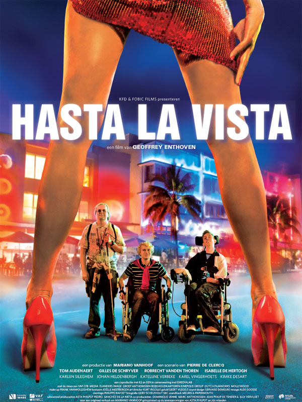 filmposter Hasta la Vista