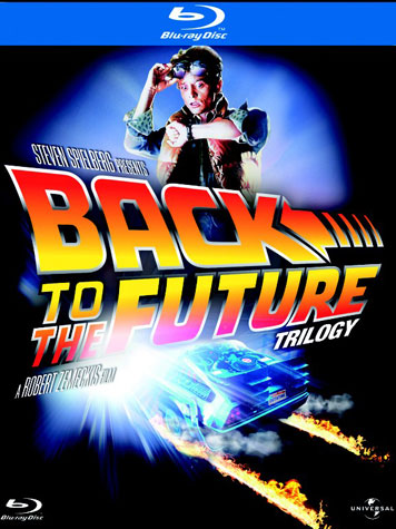 De film back to the future trilogy geef je mening over de film back