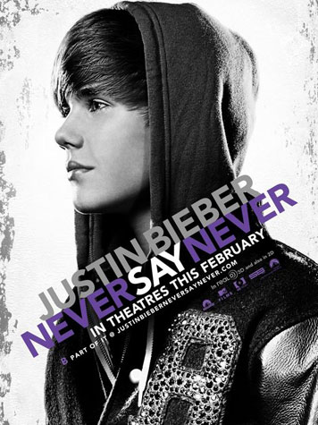 Justin Bieber Movie on Justin Bieber Never Say Never Geef Je Mening Over De Film Justin