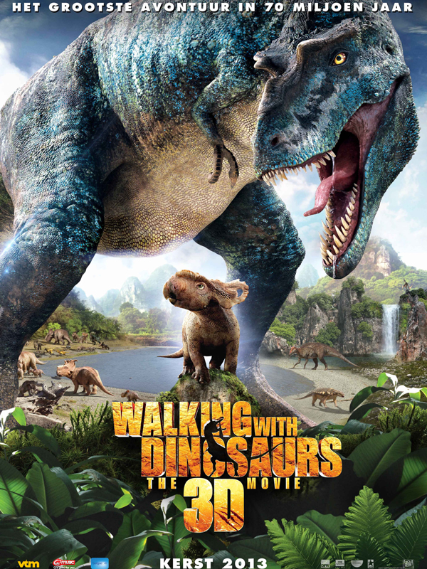 Patchy walking with the dinosaurs full