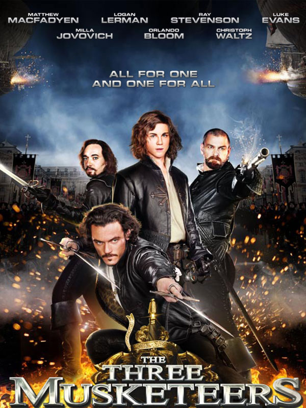 the three musketeers 2011 full cast crew imdb autos post