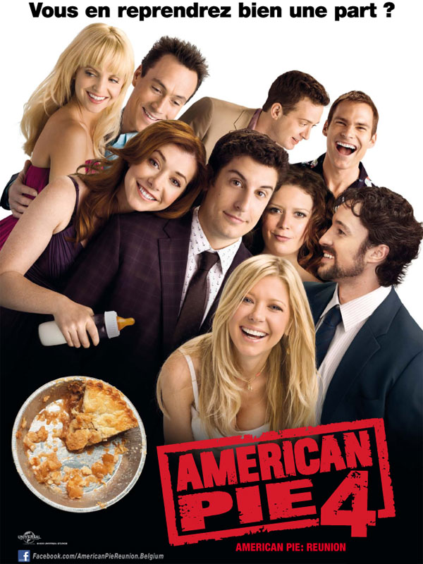 American Reunion Full Movie