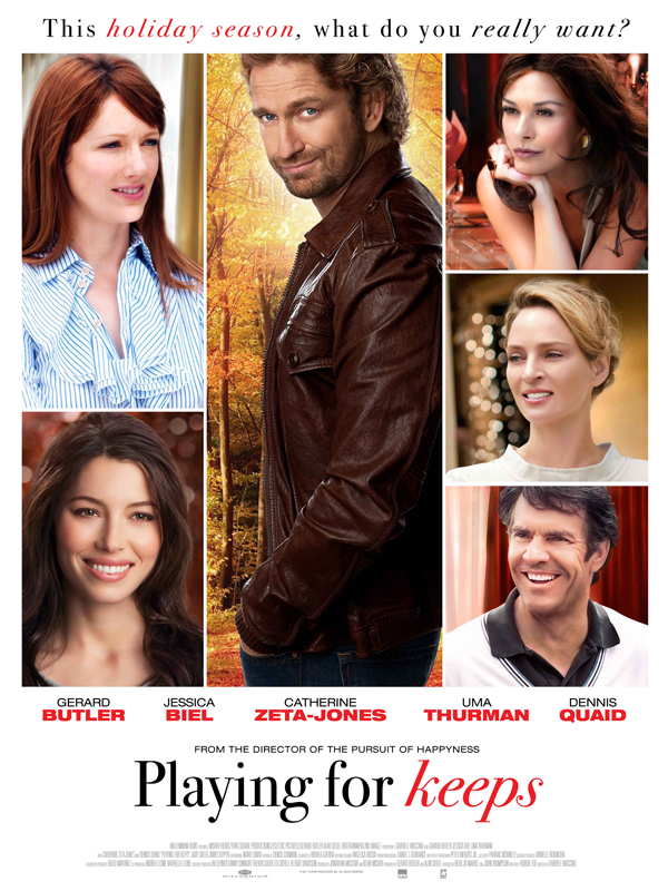 playing for keeps full movie videobash