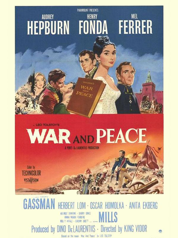 Télécharger Guerre et Paix (VOST) [ 6 épisodes ]
