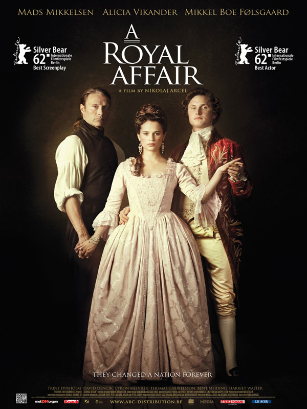 film a royal affair
