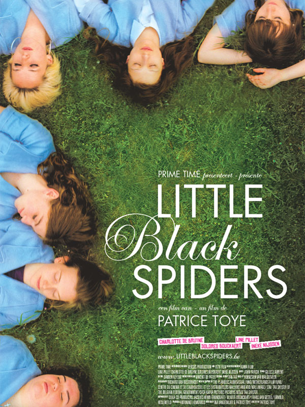 [DF] Little black spiders [DVDRiP]