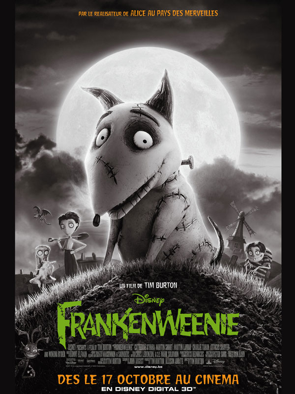 film Frankenweenie (2012) en streaming