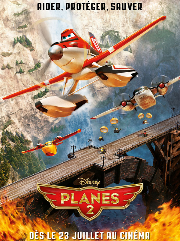 Planes 2 en streaming