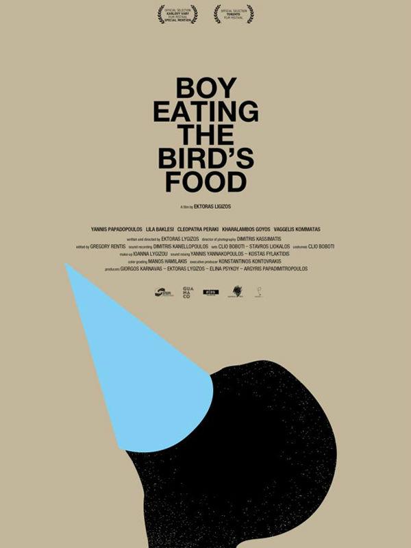 Boy Eating The Bird S Food Movie