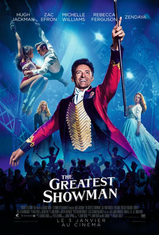 """Résultat de recherche d'images pour """"the greatest showman"""""""
