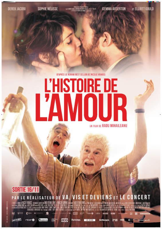 """Résultat de recherche d'images pour """"histoire de l'amour affiche"""""""