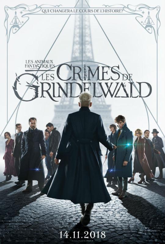 Les Animaux Fantastiques Les Crimes De Grindelwald Cinebel