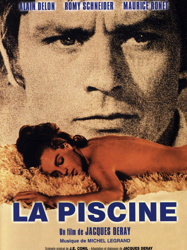 La piscine cinebel for La piscine movie