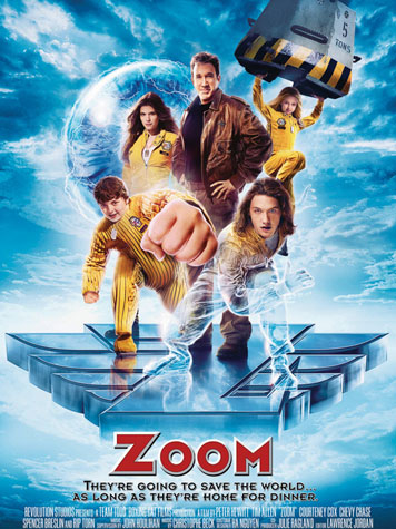 Zoom movie concussion