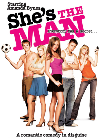 Movie times she's the man