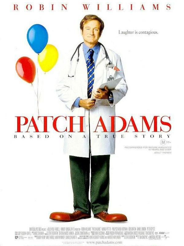 film patch adams sub indo