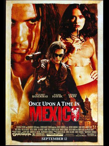 desperado 2 - il était une fois au mexique