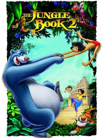 Le livre De La jungle 2 streaming vf