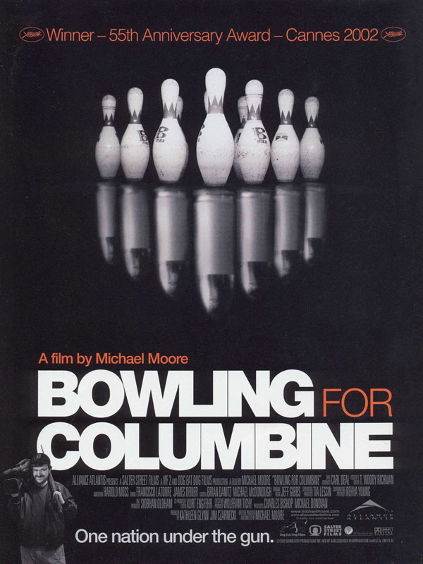 thesis for bowling for columbine
