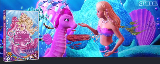 Gagnez le dvd de barbie la magie des perles cinebel - Barbi la sirene ...