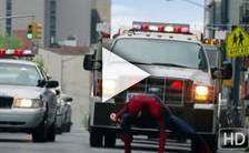 Fragment van de film The Amazing Spider-Man 2