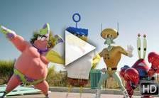 Trailer van de film Spongebob: Spons op het droge