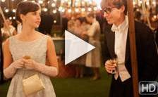 Trailer van de film The Theory of Everything