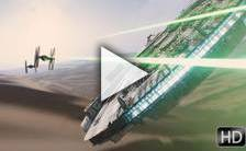 Teaser van de film Star Wars: Episode VII - The Force Awakens