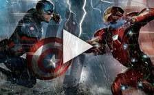Bande-annonce du film Captain America: Civil War