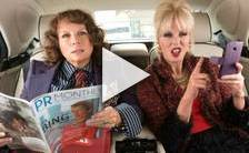 Bande-annonce du film Absolutely Fabulous: The Movie