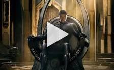 Bande-annonce du film Black Panther