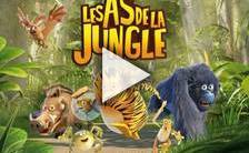 Bande-annonce du film Les As de la Jungle
