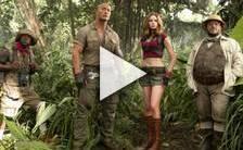 Bande-annonce du film Jumanji: Bienvenue dans la jungle