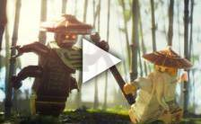 Bande-annonce du film The Lego Ninjago Movie