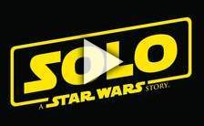 Bande-annonce du film Solo: A Star Wars Story