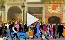 Bande-annonce du film Dilili à Paris