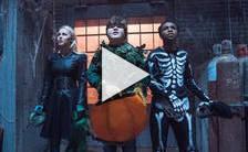 Bande-annonce du film Chair de poule 2: Les Fantômes d'Halloween