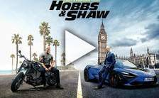 Bande-annonce du film Fast & Furious: Hobbs & Shaw