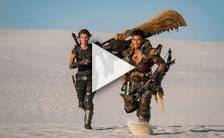 Bande-annonce du film Monster Hunter
